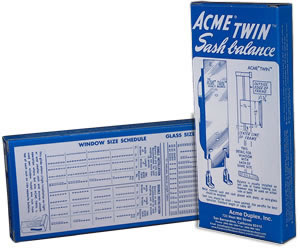 Acme Twin Box